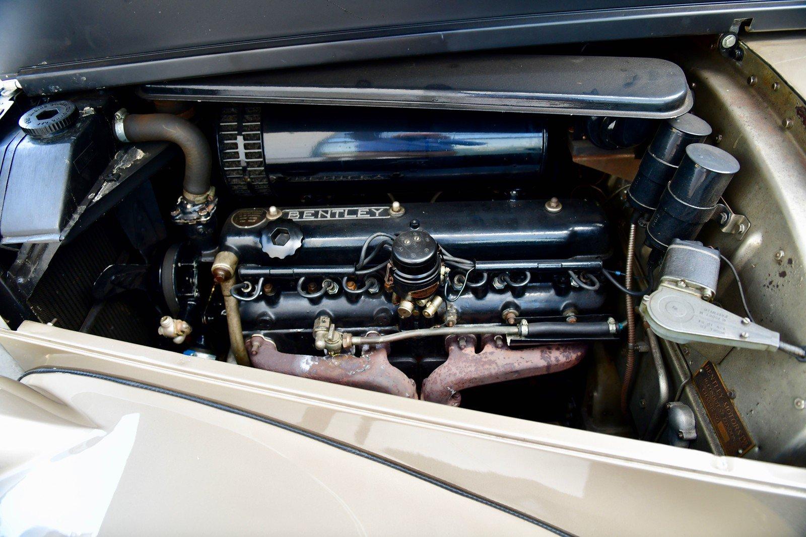 1949 Bentley Mark 6 Standard Steel Saloon For Sale (picture 6 of 6)