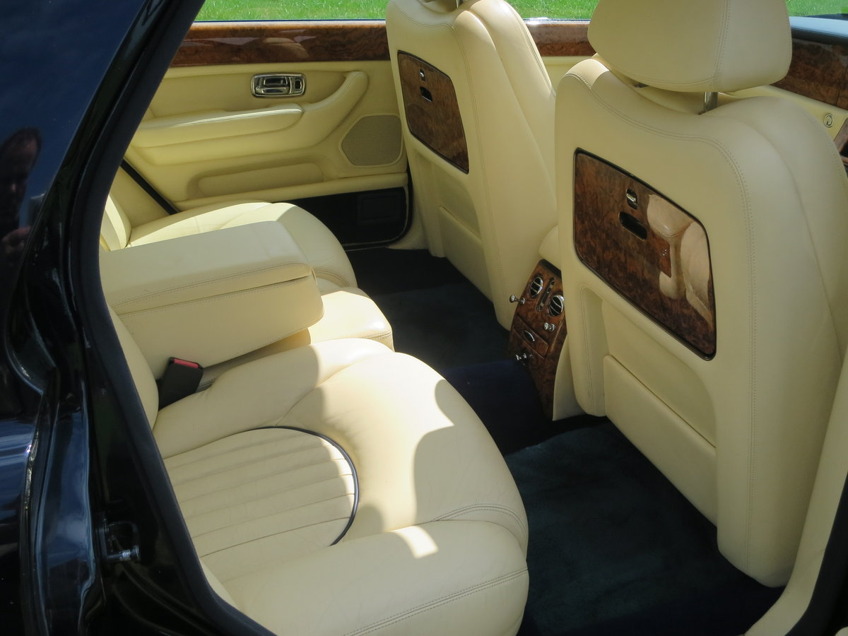 2001 Bentley Arnage Red Label For Sale (picture 5 of 6)