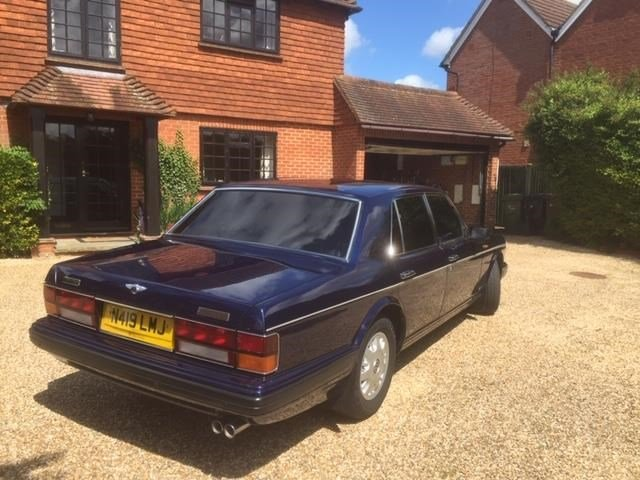 1996 Bentley Brooklands - Simply Stunning! For Sale (picture 2 of 6)