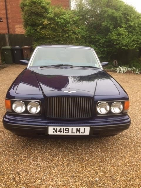 1996 Bentley Brooklands - Simply Stunning! For Sale (picture 3 of 6)