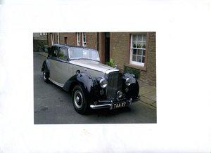 Mk VI Bentley Classic  For Sale