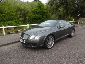 2010 Bentley Continental GT Speed For Sale