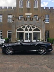 2015 Bentley GTC Speed Convertible 6.0 W12