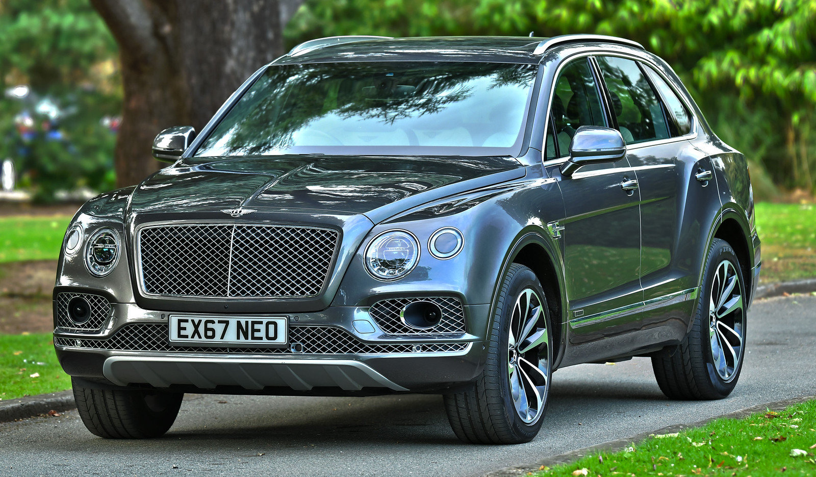2017 Bentley Bentayga 4.0 Twin Turbo V8 Diesel 4x4 For Sale (picture 1 of 6)