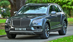 2017 Bentley Bentayga 4.0 Twin Turbo V8 Diesel 4x4