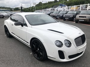 2010 BENTLEY CONTINENTAL 6.0 SUPERSPORTS 621 BHP For Sale