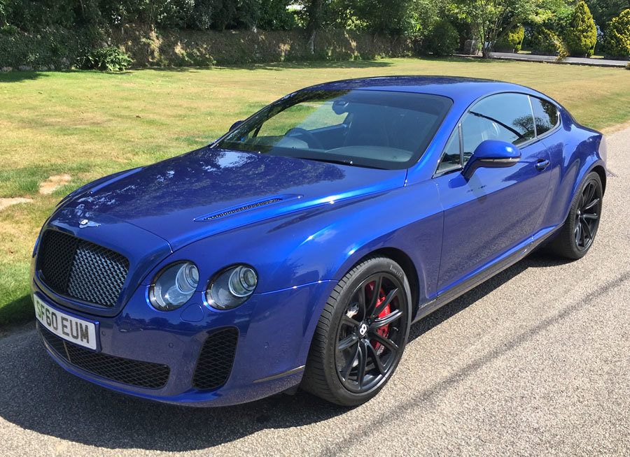 2011 Bentley Continental GT For Sale (picture 1 of 6)