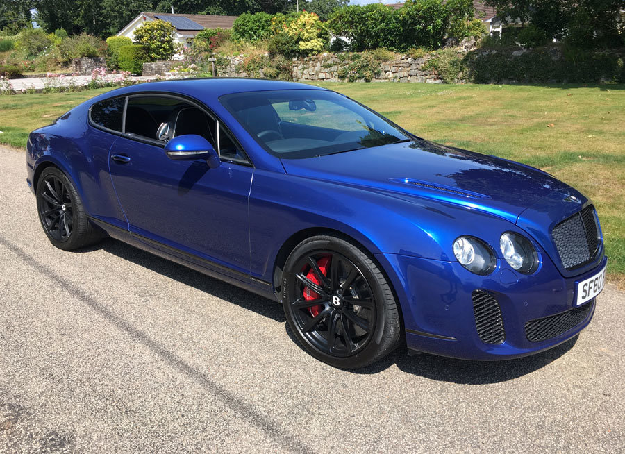 2011 Bentley Continental GT For Sale (picture 2 of 6)