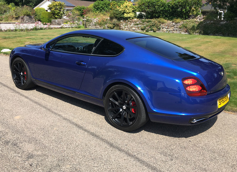 2011 Bentley Continental GT For Sale (picture 3 of 6)