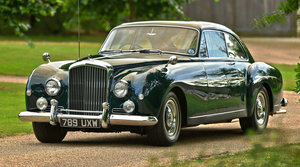 1957 Bentley S1 Continental Fastback by H.J.Mulliner
