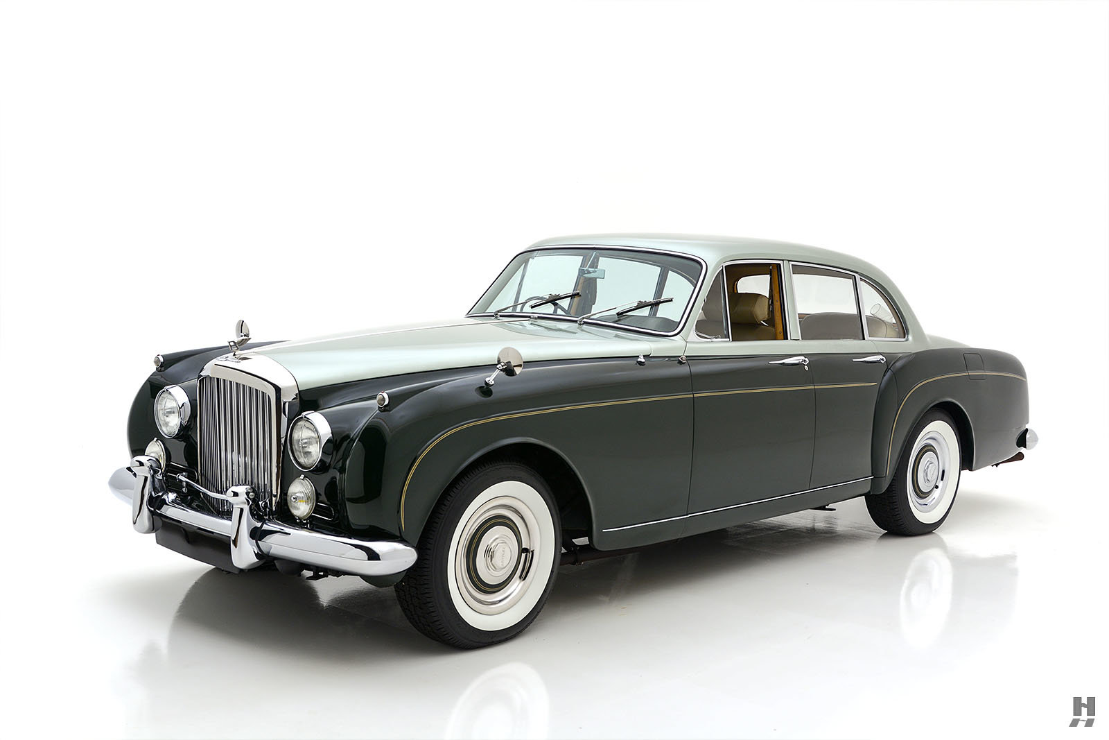 1961 Bentley S2 Continental Flying Spur Saloon For Sale (picture 1 of 6)