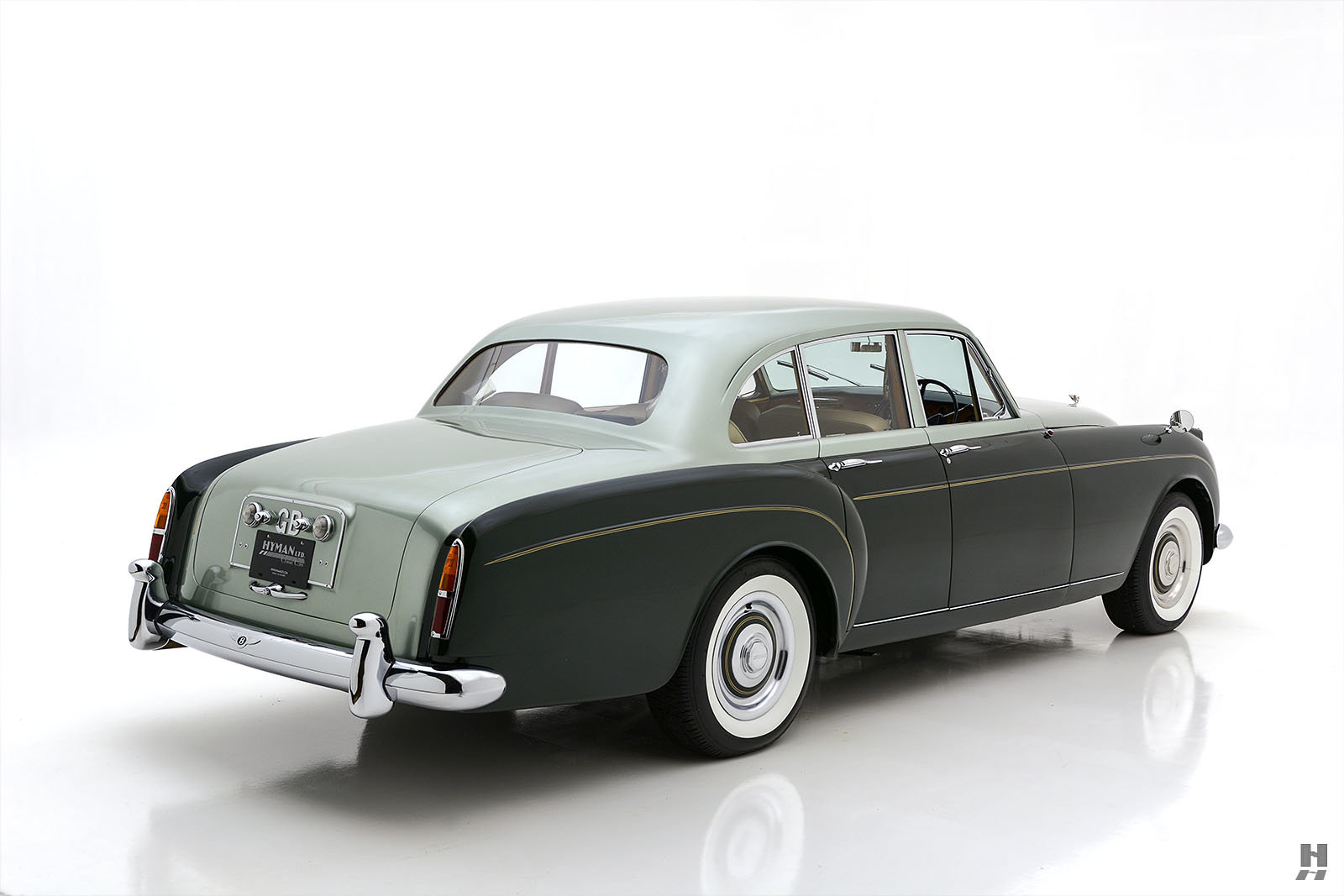 1961 Bentley S2 Continental Flying Spur Saloon For Sale (picture 2 of 6)