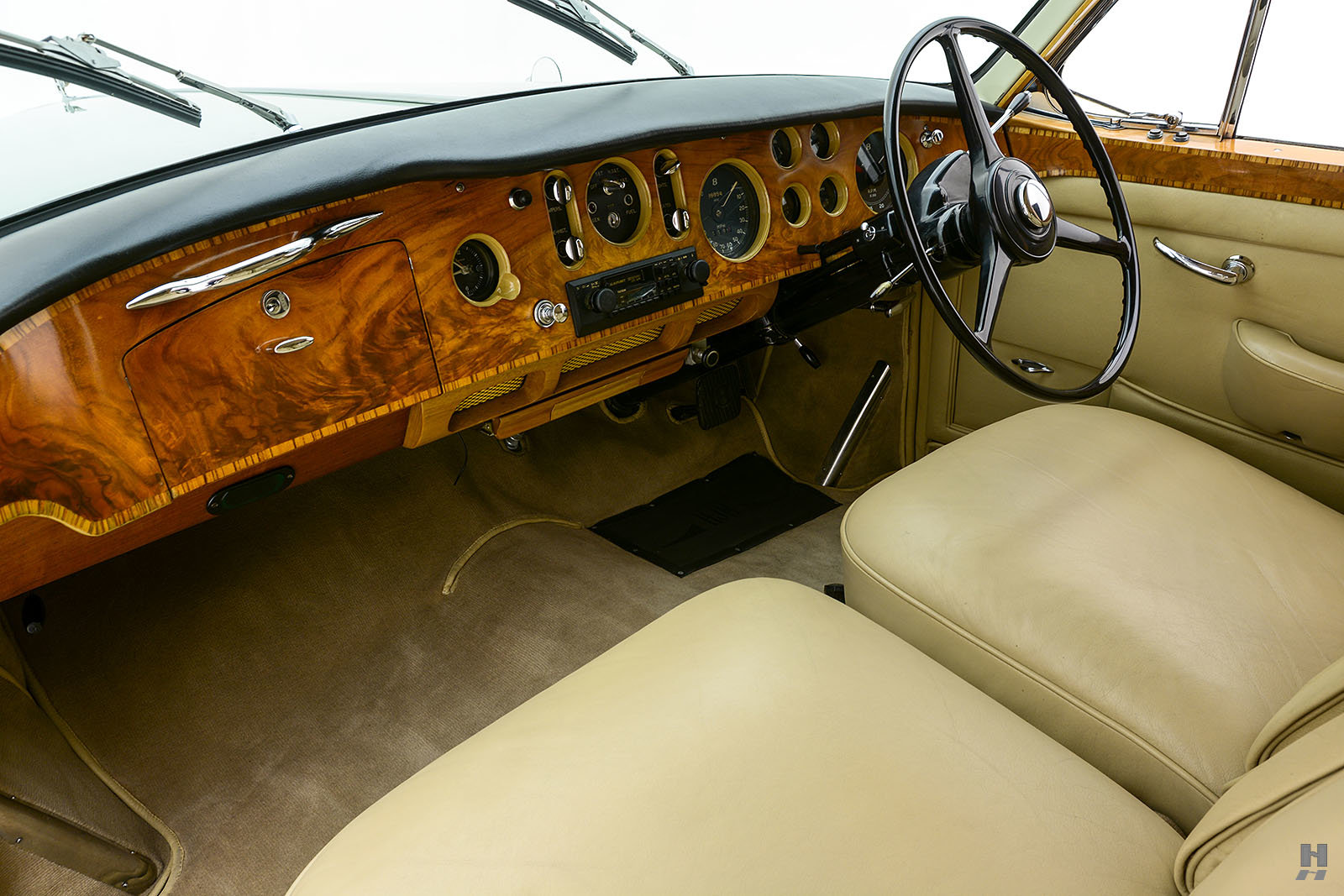 1961 Bentley S2 Continental Flying Spur Saloon For Sale (picture 5 of 6)