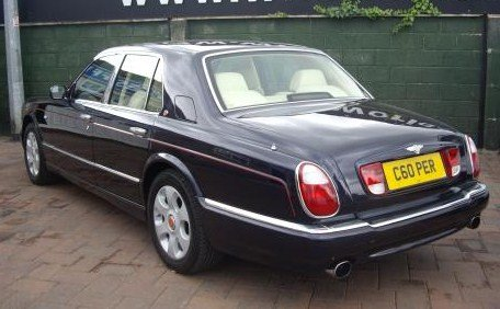 1998 Bentley Arnage Red Label Look For Sale (picture 6 of 6)