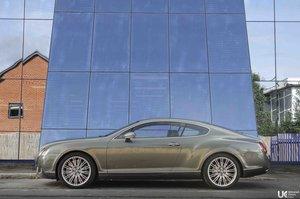 2007 Bentley Continental GT Speed