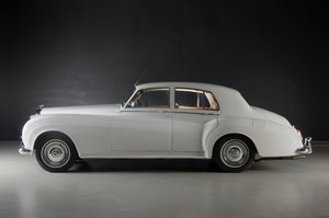 LIVE AUCTION 1956 Bentley S1 For Sale by Auction