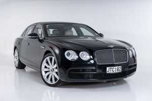 LIVE AUCTION 2016 BENTLEY FLYING SPUR V8 For Sale by Auction