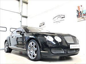 2006 Bentley Continental GT W12 6.0 Mulliner Spec