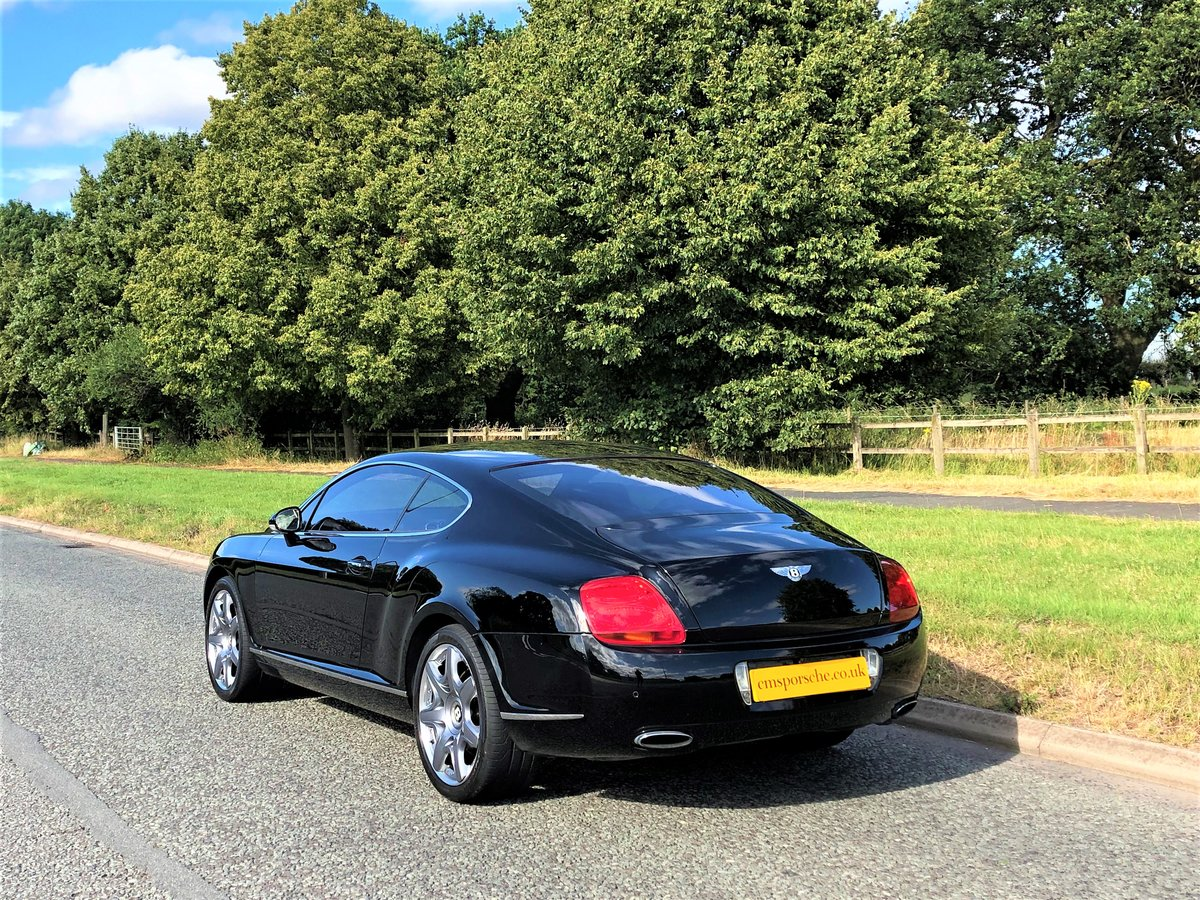 2006 Bentley Continental GT W12 6.0 Mulliner Spec SOLD (picture 6 of 6)