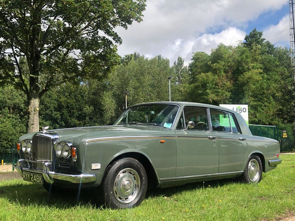 1972 Bentley T1 Saloon SOLD (picture 1 of 6)
