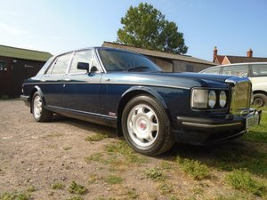 1992 Bentley Turbo R, Breaking For Parts, 76,000 Miles, For Sale