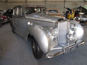 1947 Bentley MkVI Standard Steel Saloon For Sale