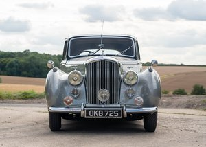 1953 Bentley R-Type Saloon (Standard Steel ) For Sale by Auction