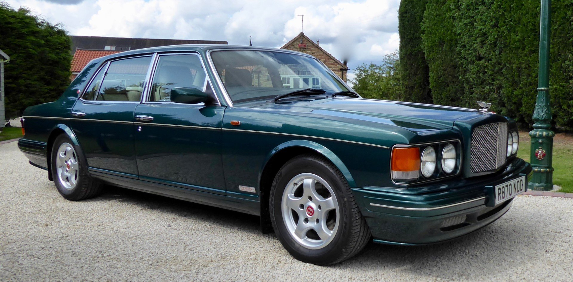 1997 Bentley Turbo RT   ( 28,700 miles ) For Sale (picture 1 of 6)