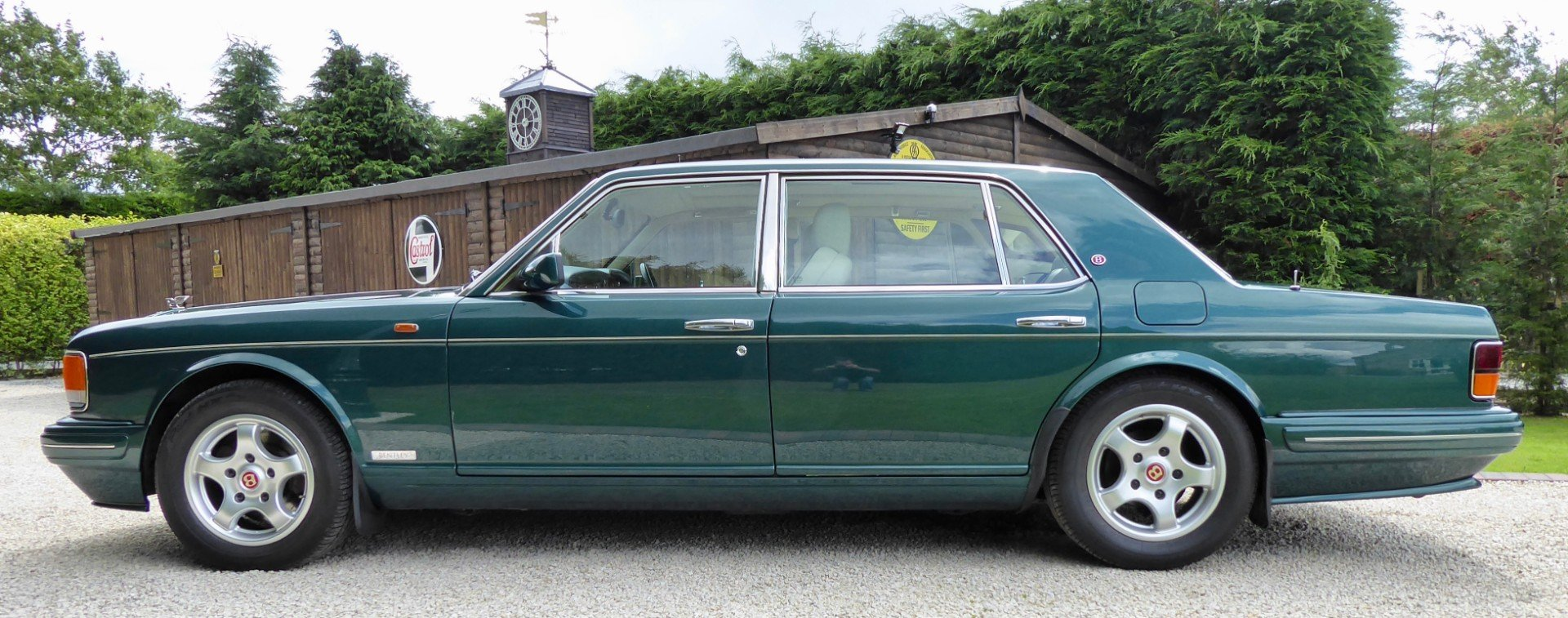 1997 Bentley Turbo RT   ( 28,700 miles ) For Sale (picture 2 of 6)