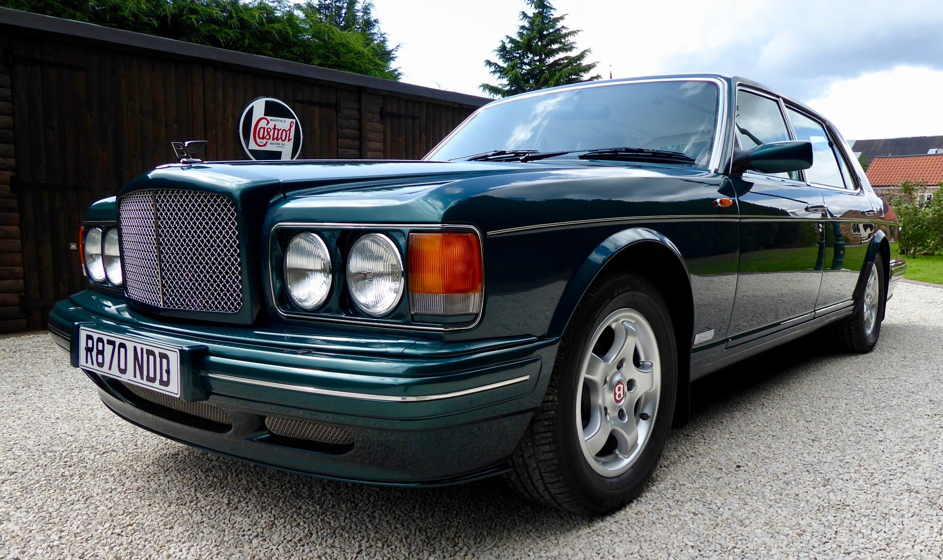 1997 Bentley Turbo RT   ( 28,700 miles ) For Sale (picture 3 of 6)