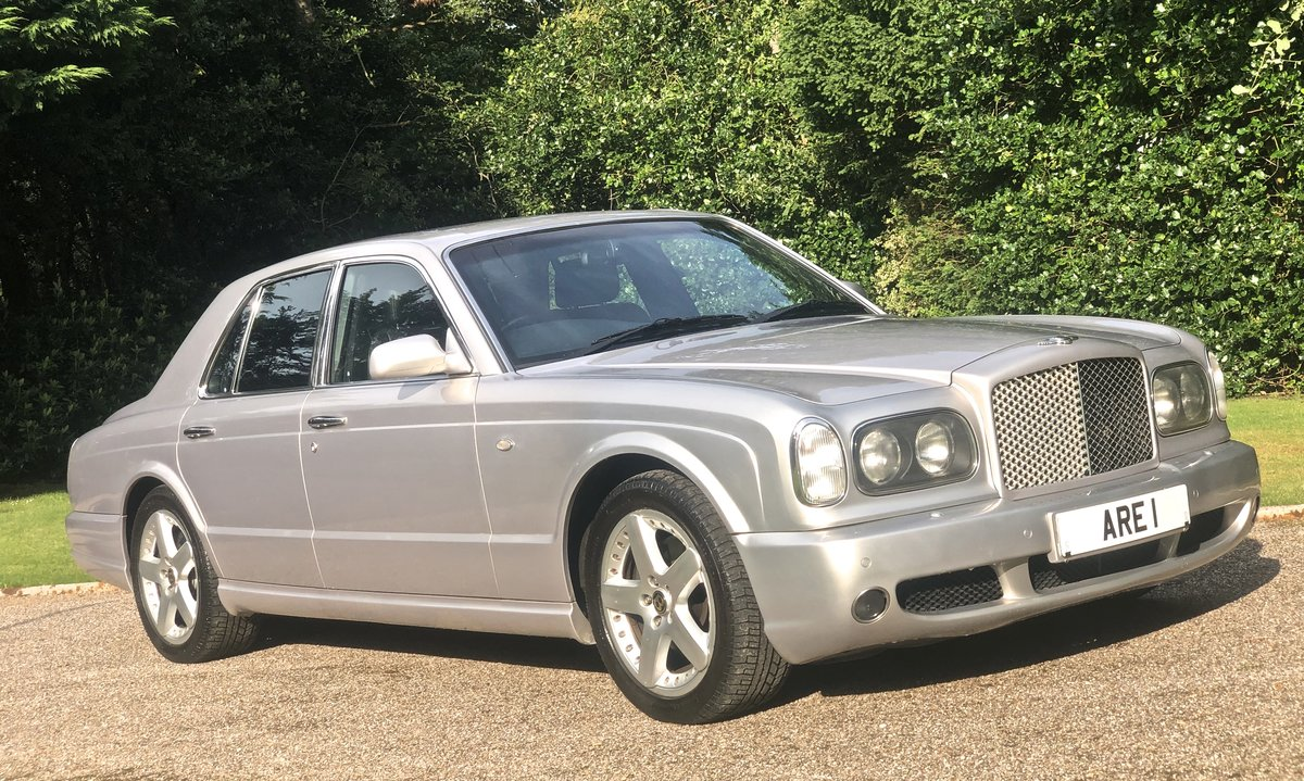 2003 BENTLEY ARNAGE T   For Sale (picture 1 of 6)