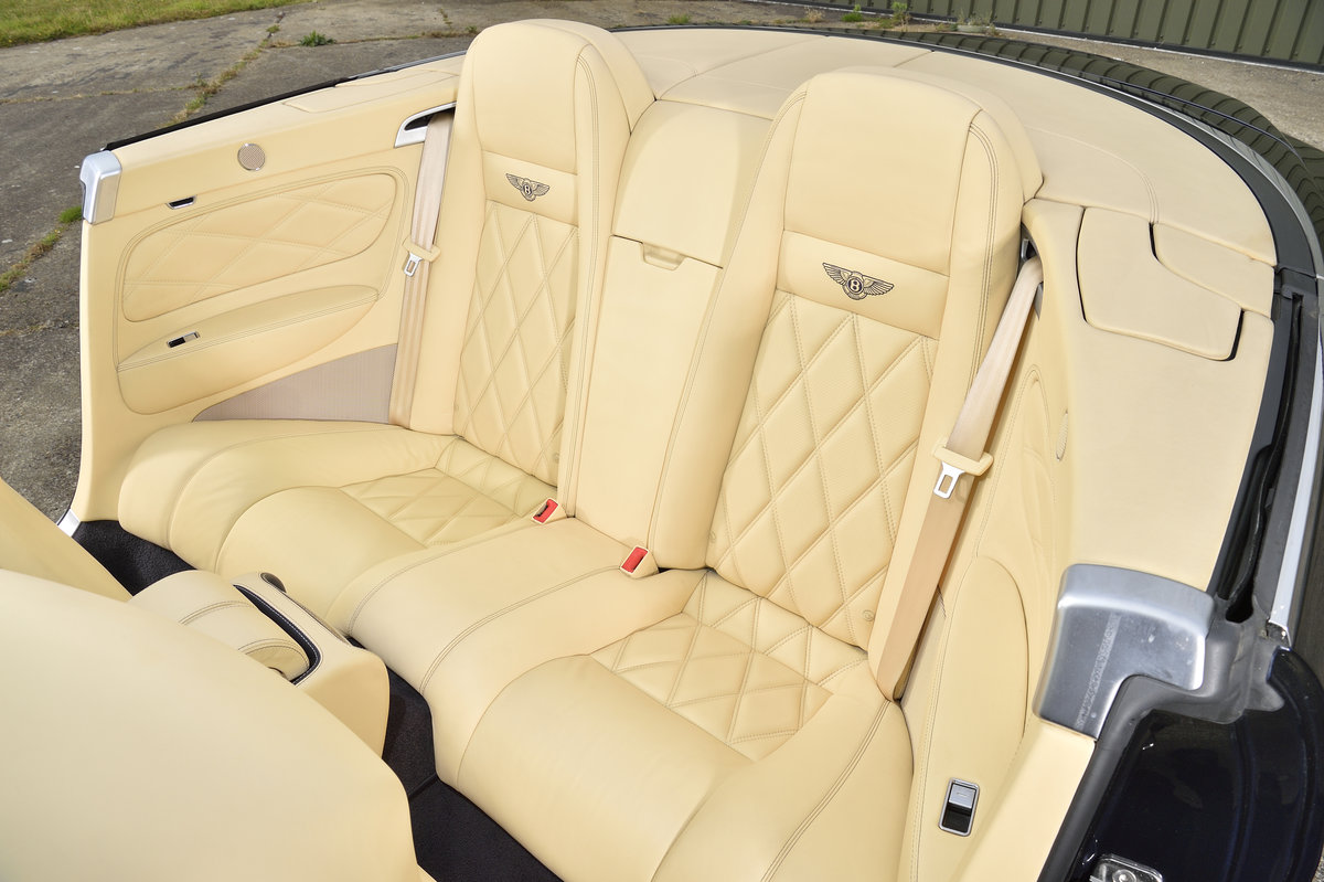 2008 Bentley GT Continental 6.0 (552bhp) 4x4 - Blue Beige For Sale (picture 6 of 6)