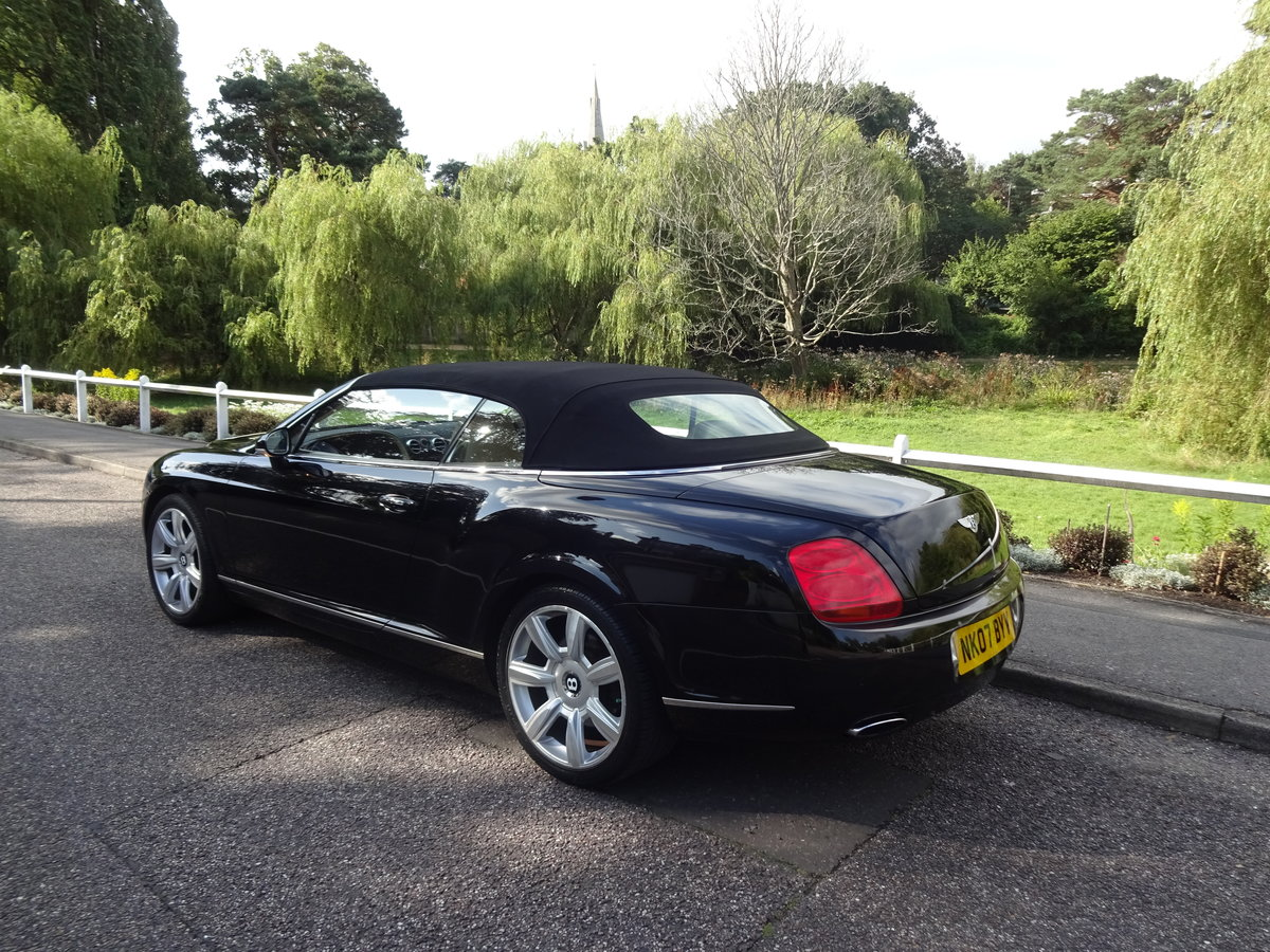 2007 Bentley Continental GTC SOLD (picture 3 of 6)