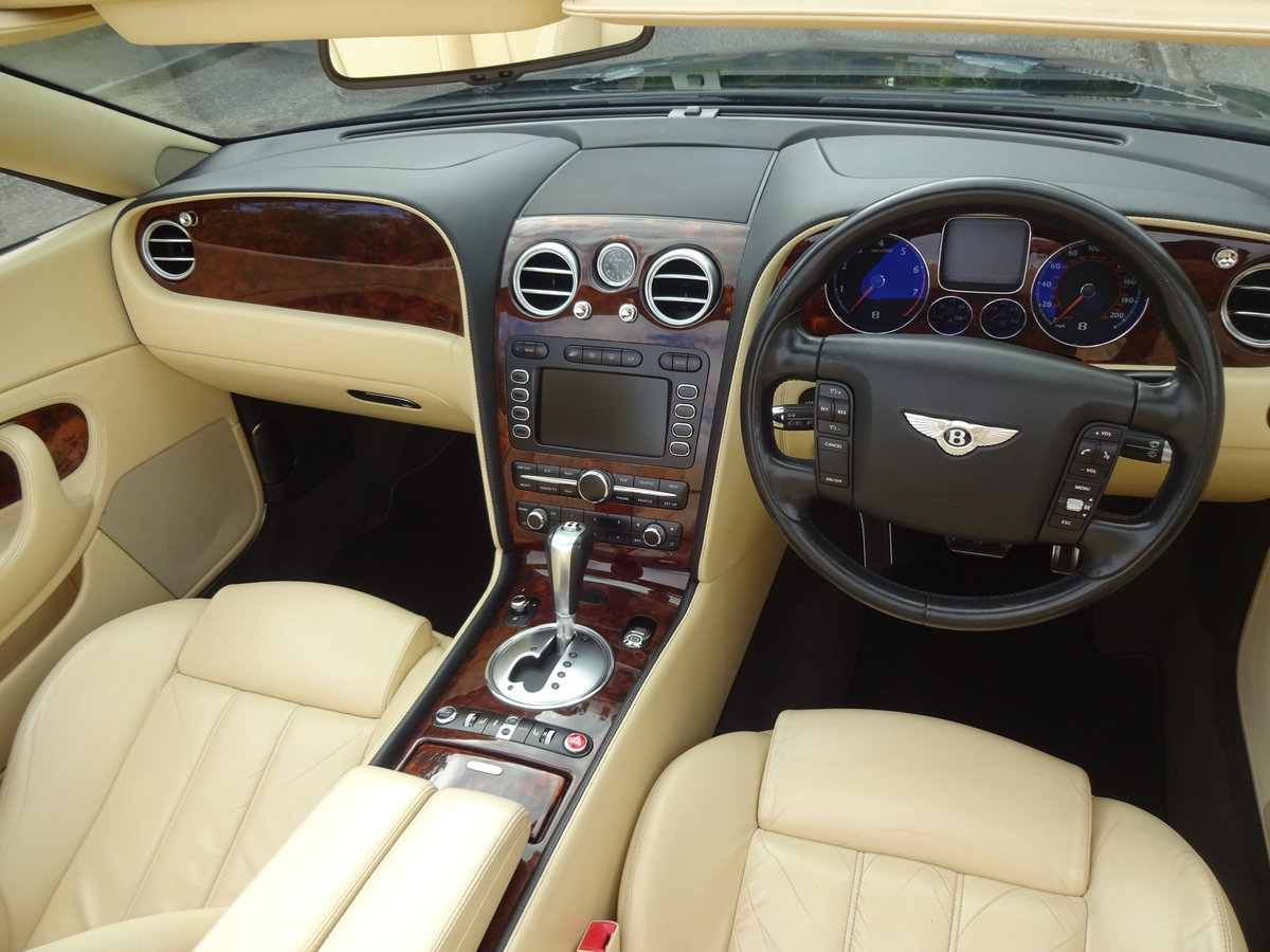 2007 Bentley Continental GTC SOLD (picture 5 of 6)