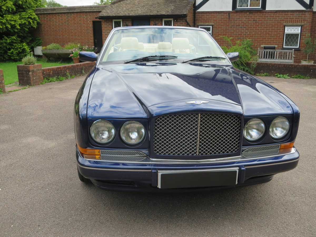 1996 Bentley Azure For Sale (picture 1 of 6)