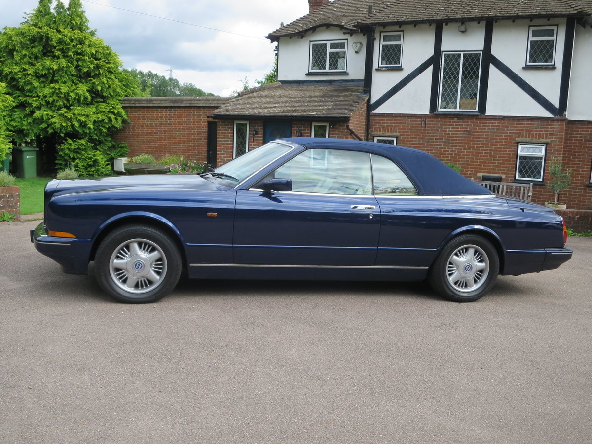 1996 Bentley Azure For Sale (picture 2 of 6)