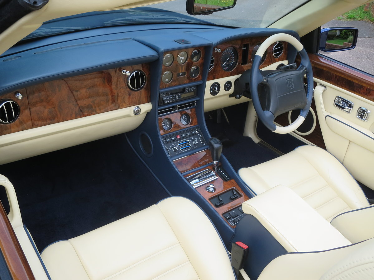 1996 Bentley Azure For Sale (picture 4 of 6)