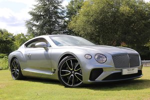 BENTLEY GT MULLINER-2018 ALL NEW SHAPE For Sale