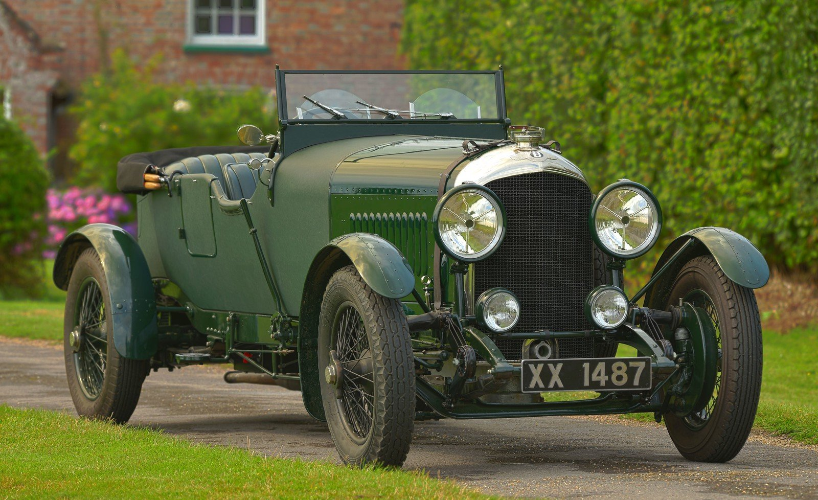 1924 Bentley 3/5 litre Lemans Style For Sale (picture 1 of 6)