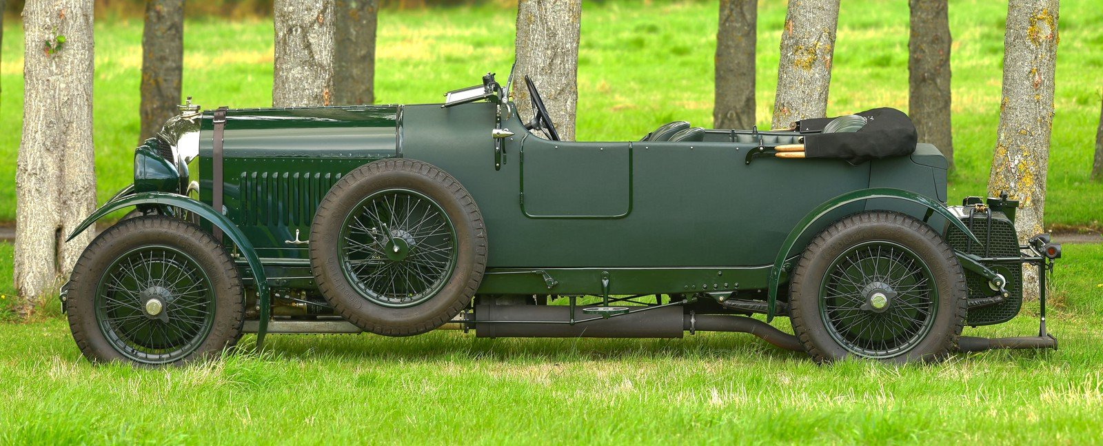 1924 Bentley 3/5 litre Lemans Style For Sale (picture 2 of 6)
