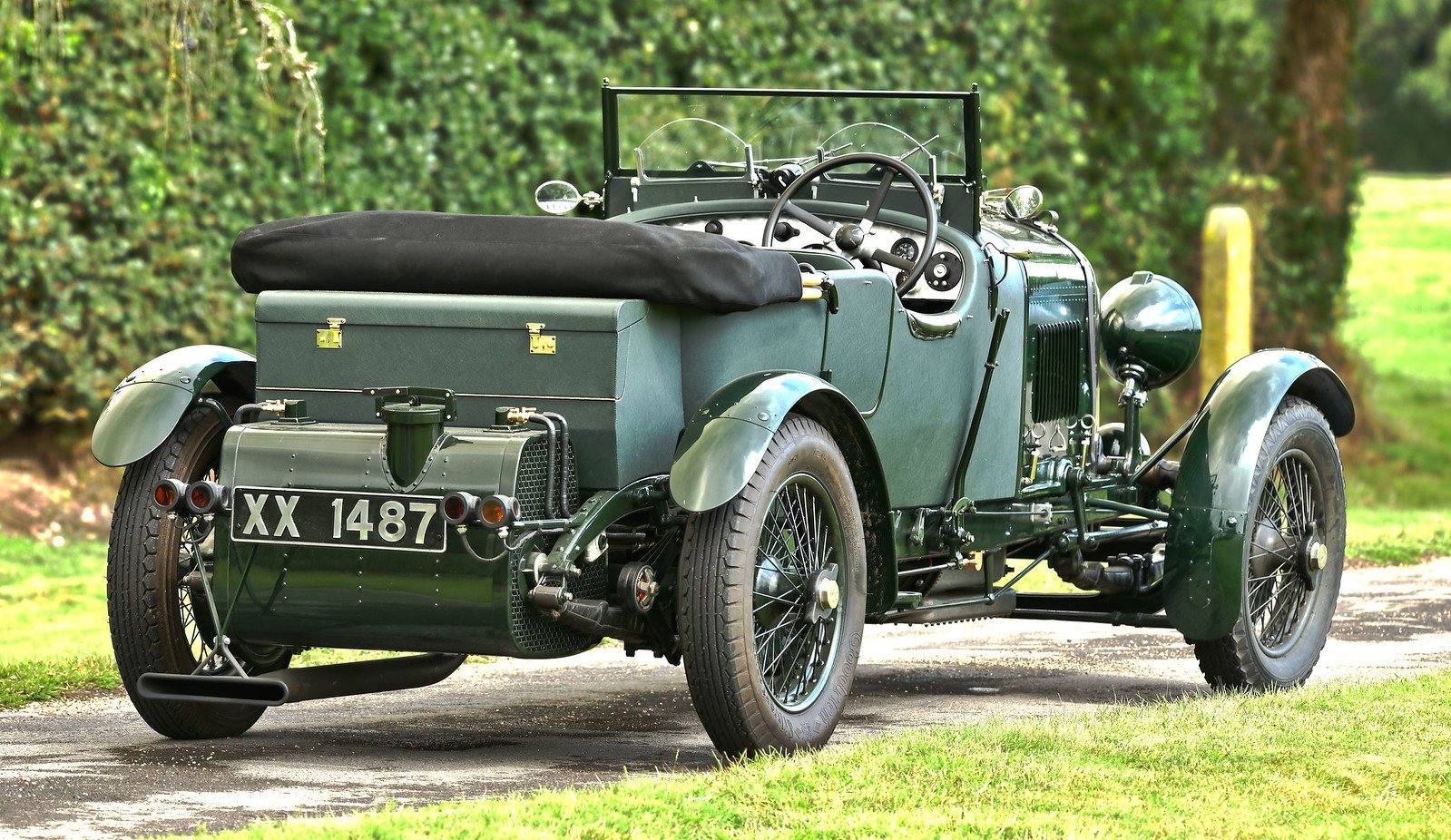 1924 Bentley 3/5 litre Lemans Style For Sale (picture 3 of 6)