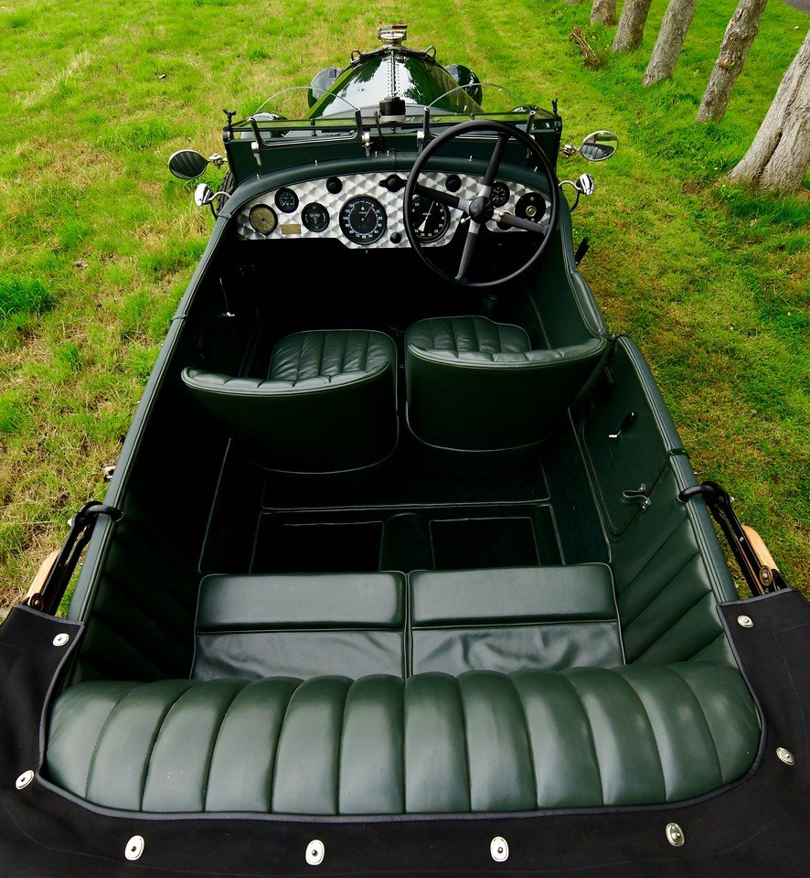 1924 Bentley 3/5 litre Lemans Style For Sale (picture 4 of 6)