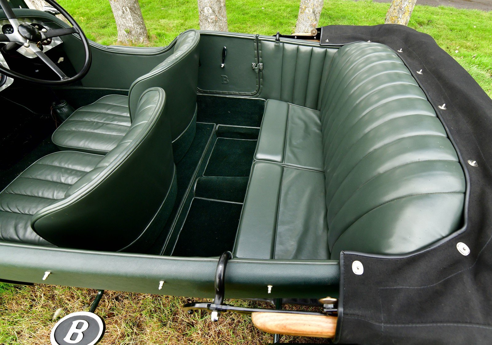 1924 Bentley 3/5 litre Lemans Style For Sale (picture 5 of 6)