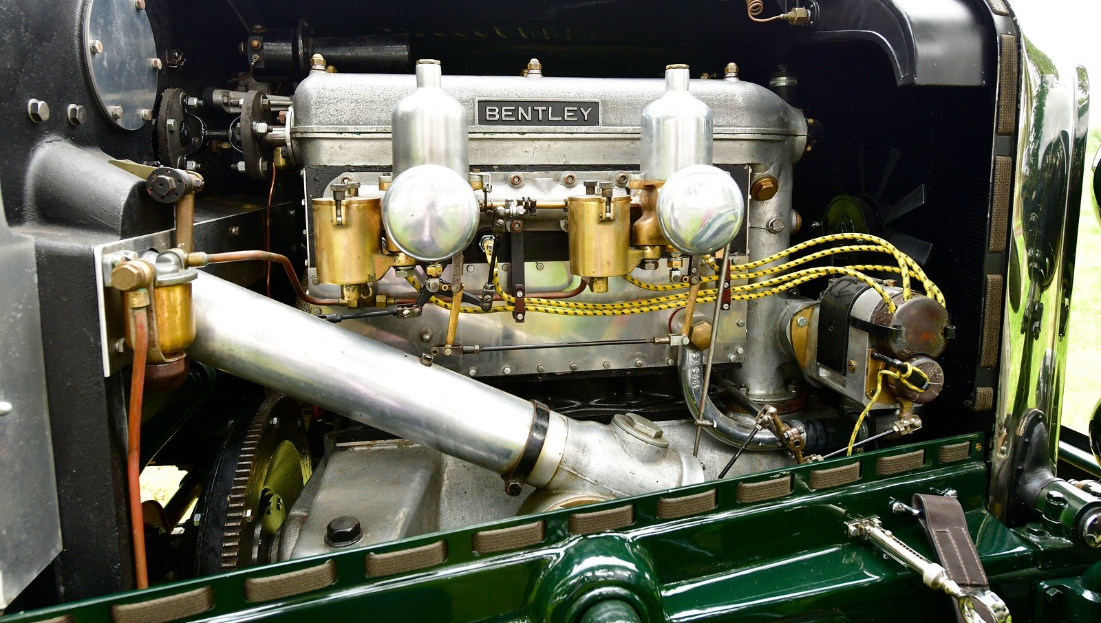1924 Bentley 3/5 litre Lemans Style For Sale (picture 6 of 6)