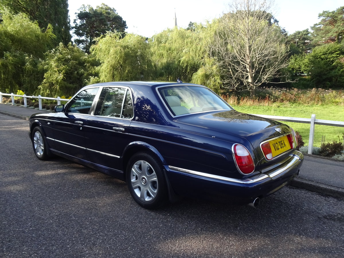 2005 Bentley Arnage R For Sale (picture 2 of 6)