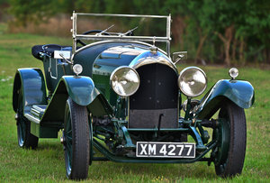 1922 Bentley 3/5.3 Litre with VDP style Coachwork