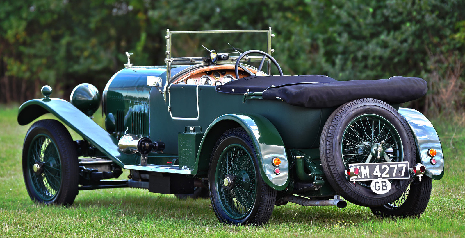 1922 Bentley 3/5.3 Litre with VDP style Coachwork For Sale (picture 3 of 6)