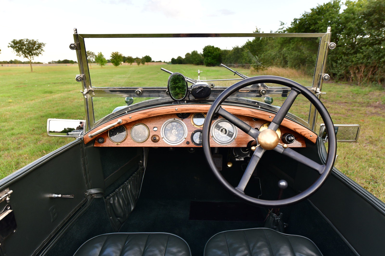 1922 Bentley 3/5.3 Litre with VDP style Coachwork For Sale (picture 4 of 6)