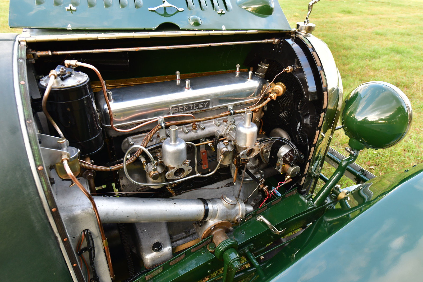 1922 Bentley 3/5.3 Litre with VDP style Coachwork For Sale (picture 6 of 6)
