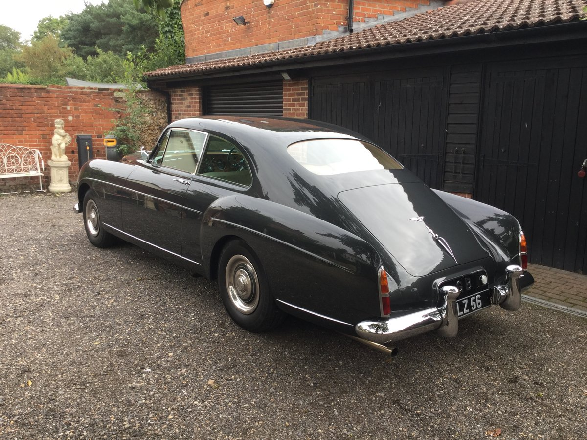 1956 Bentley S1 Continental Fastback For Sale (picture 3 of 6)